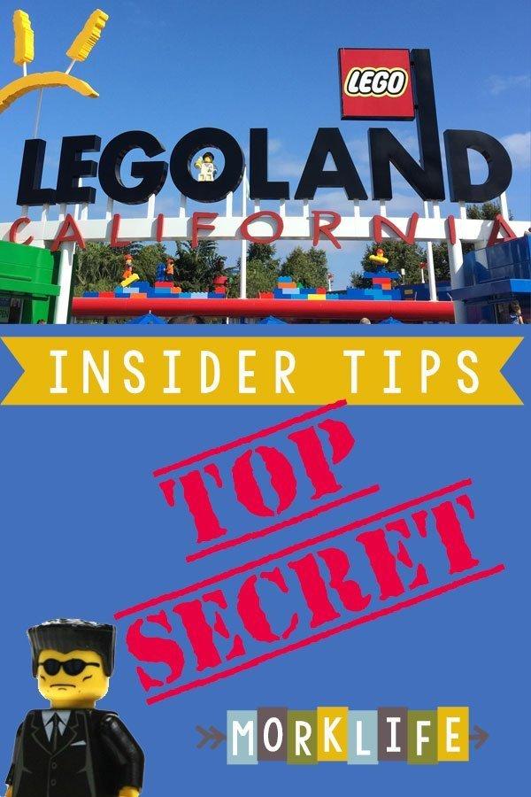 Top Secret Legoland Tips for your next visit!