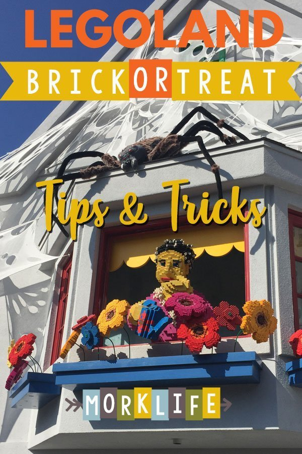 Legoland Brick or Treat Tips and Tricks