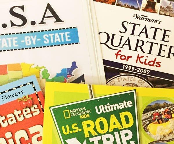 US Geography Homeschool Study
