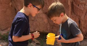 Geocaching free family fun