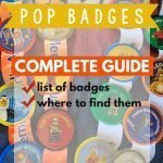 Complete guide to Legoland Pop Badges