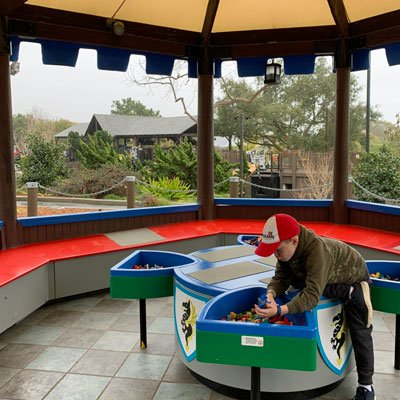 Rainy Day Legoland Activities