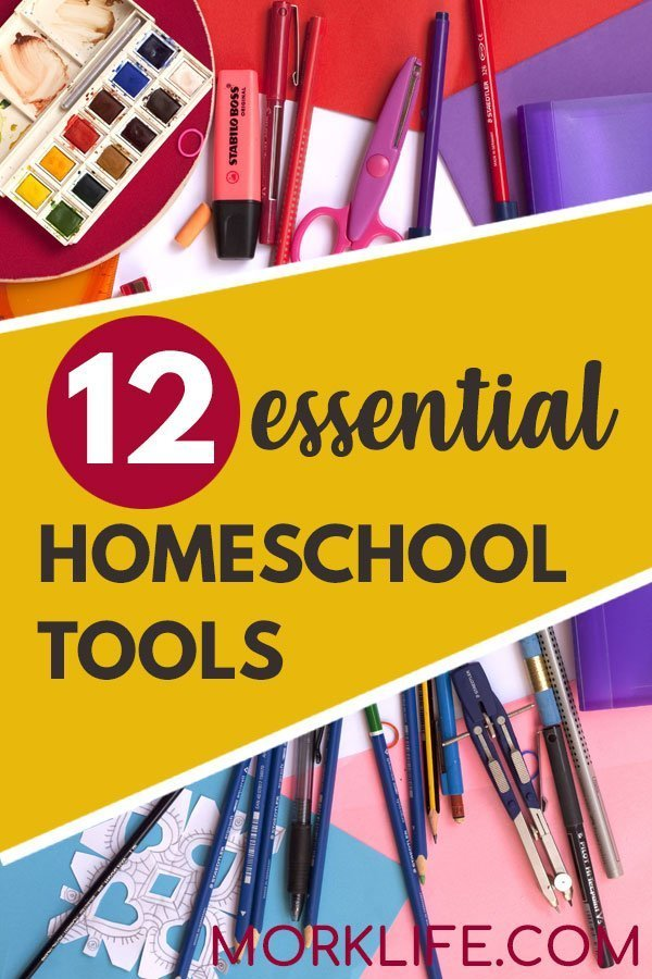 Essential Homeschool Tools