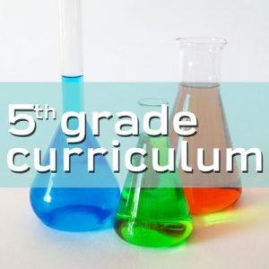 Fifth Grade Homeschool Curriculum