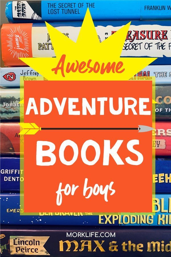 Awesome Adventure Books for Boys