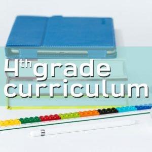 Fourth Grade Curriculum