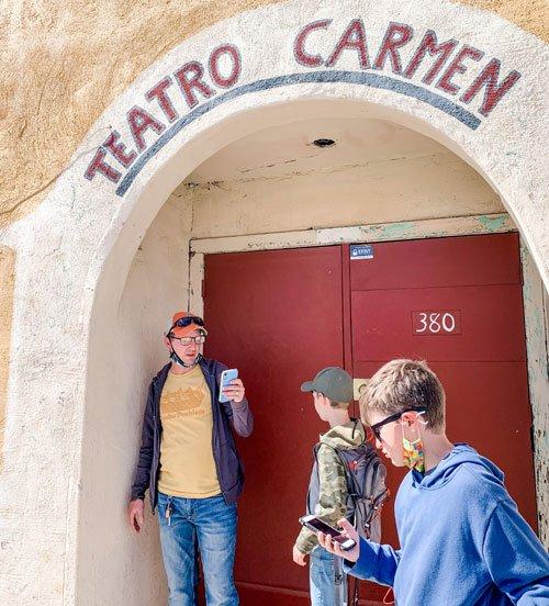 Let's Roam Scavenger Hunt Tucson