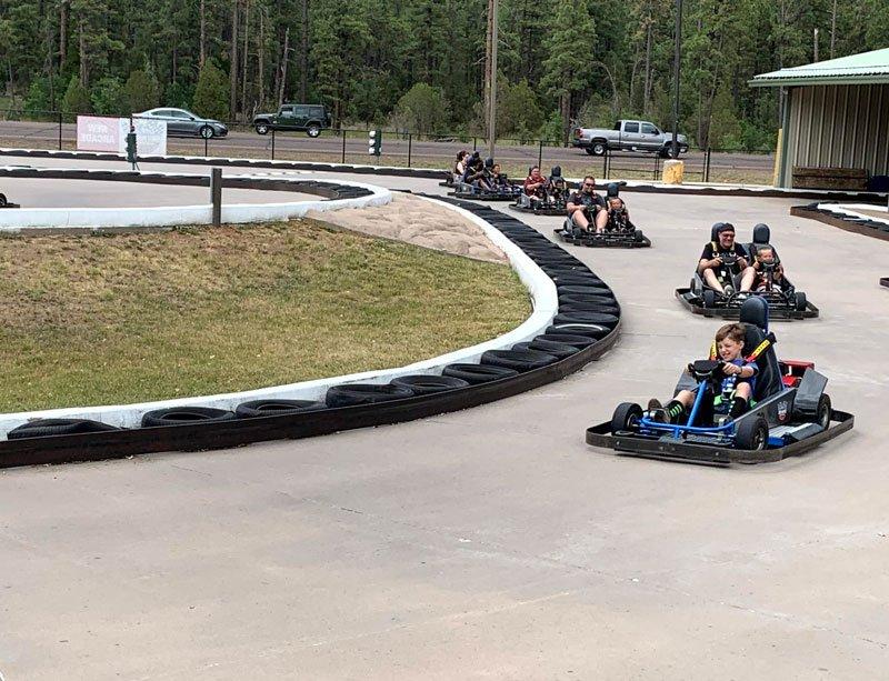 White Mountain Family Fun Center in Pinetop AZ